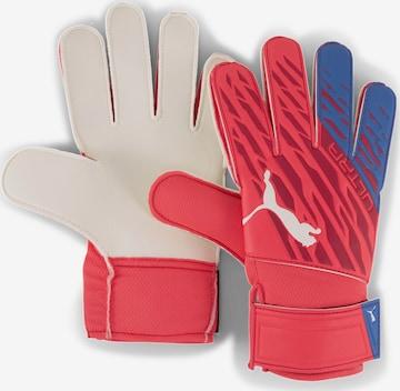 Gants de sport 'ULTRA Grip 4 RC' PUMA en rouge