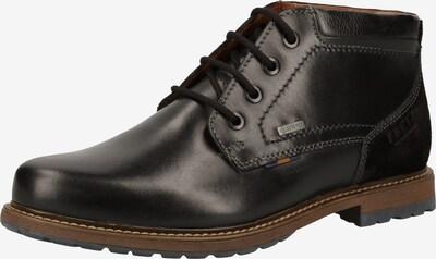 FRETZ MEN Schnürschuh in schwarz, Produktansicht