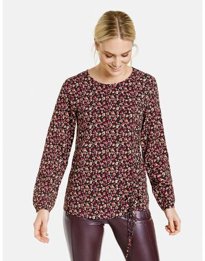 TAIFUN Bluse in mischfarben, Modelansicht