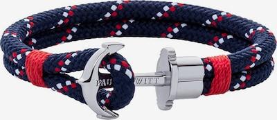 Paul Hewitt Armband in blau, Produktansicht