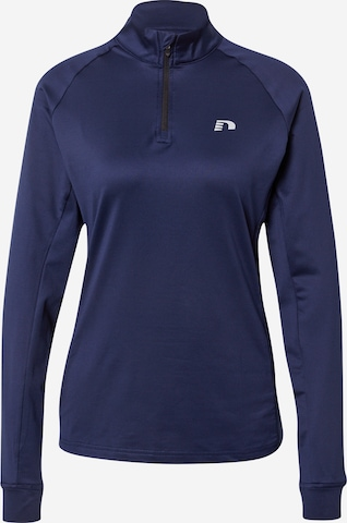NewlineSportska sweater majica - plava boja