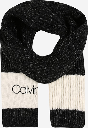 Calvin Klein Scarf in black / white, Item view