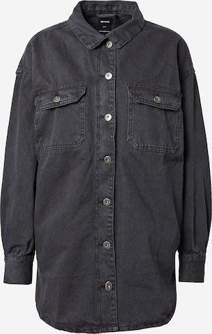 Cotton On Between-Season Jacket in Black