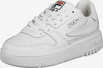 FILA Σνίκερ ψηλό 'Ventuno' σε λευκό