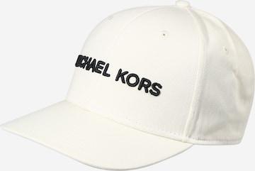 Cappello da baseball di Michael Kors in bianco