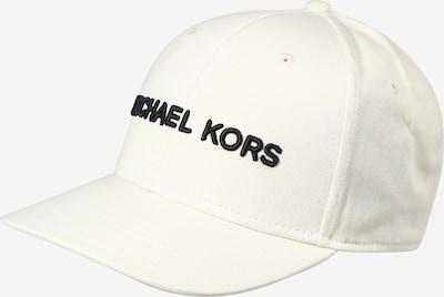 Șapcă Michael Kors pe negru / alb, Vizualizare produs