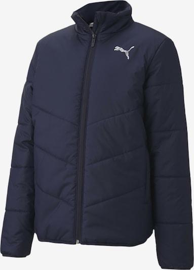 PUMA Jacke in dunkelblau, Produktansicht