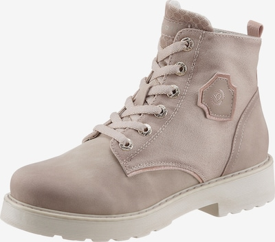 bugatti Lace-up bootie in Beige, Item view