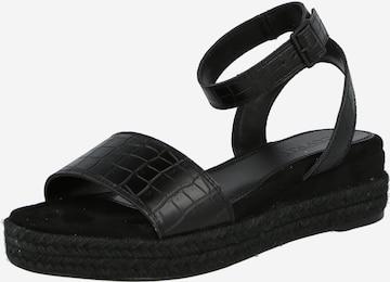 ESPRIT Sandale 'Heli' in Schwarz