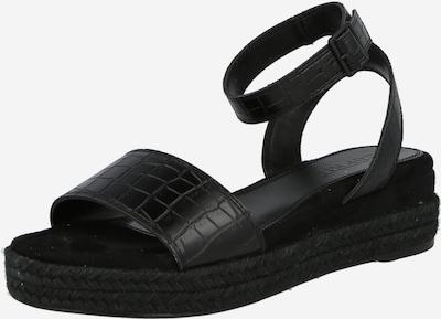 ESPRIT Sandali 'Heli' | črna barva, Prikaz izdelka