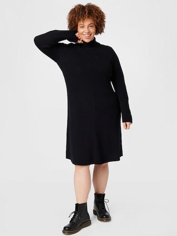 ESPRIT Kleid - Čierna