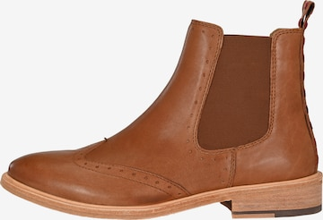Crickit Chelsea Boot 'MIKA' in Braun