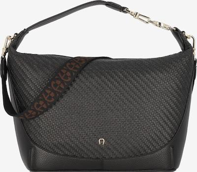 AIGNER Schultertasche 'Palermo' in schwarz, Produktansicht