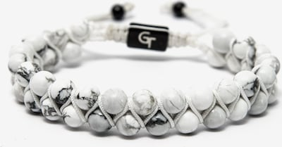 GT Collection Armband in de kleur Wit, Productweergave