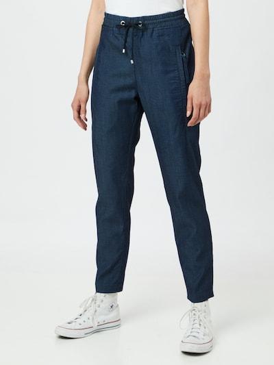 MAC Jeans 'FUTURE' in de kleur Blauw denim, Modelweergave
