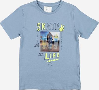 STACCATO Koszulka w kolorze podpalany niebieski / niebieska noc / neonowo-żółty / różanym, Podgląd produktu