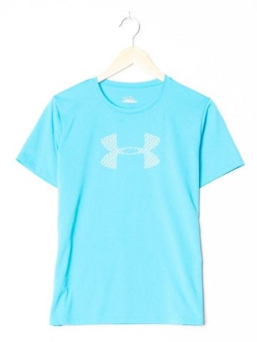 UNDER ARMOUR Sport T-Shirt in XL in Blau