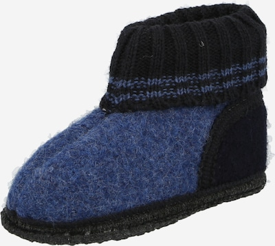 BECK Mājas apavi 'Oetz' naktszils / karaliski zils, Preces skats