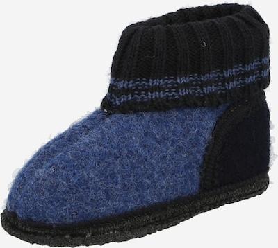 BECK Kapcie 'Oetz' w kolorze niebieska noc / królewski błękitm, Podgląd produktu