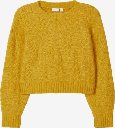 NAME IT Pullover in senf, Produktansicht