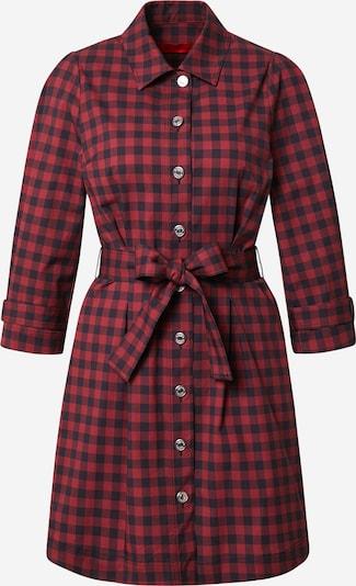 MAX&Co. Skjortklänning 'AVVIARE' i violettblå / röd, Produktvy