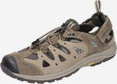 MEINDL Sandale in beige / braun, Produktansicht