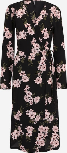 Pieces Tall Kleid 'Catalina' in beige / oliv / hellpink / dunkelrot / schwarz, Produktansicht