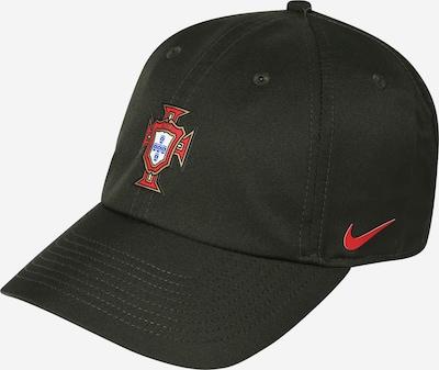 Șapcă sport 'Portugal' NIKE pe albastru royal / brad / roșu / alb, Vizualizare produs
