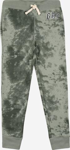 GAP Püksid, värv roheline
