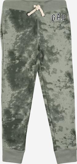 Pantaloni GAP di colore verde scuro, Visualizzazione prodotti