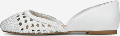 COX Ballerina in weiß, Produktansicht