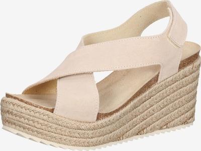 MAHONY Sandale 'Maho' in beige, Produktansicht