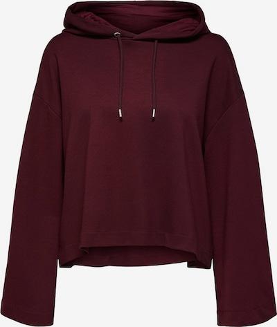 SELECTED FEMME Sweatshirt in burgunder, Produktansicht