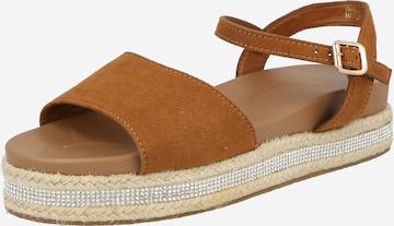 Sandales 'IRINA' NEW LOOK en marron