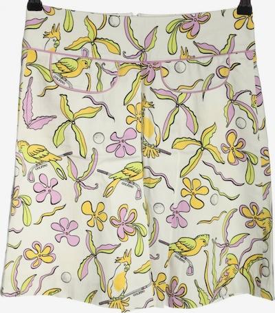 Golfino Shorts in S in Pastel yellow / Purple / White, Item view