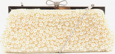 POMPÖÖS Bag in One size in Pastel yellow / White, Item view