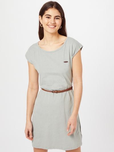 Alife and Kickin T-Shirt-Kleid in hellgrün, Modelansicht