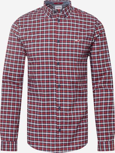 Tommy Jeans Košeľa - námornícka modrá / červená / biela, Produkt