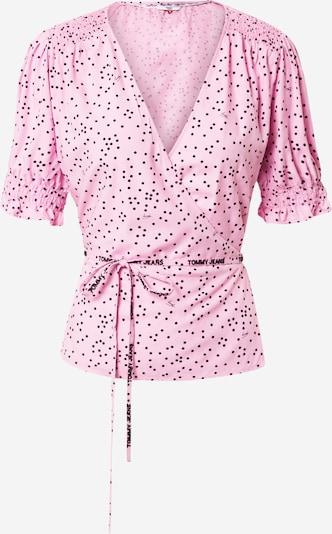 Tommy Jeans Chemisier en rose / noir, Vue avec produit