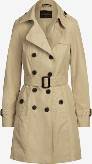 APART Trenchcoat aus fester Baumwoll Mischung mit doppelter Knopfreihe in beige, Produktansicht