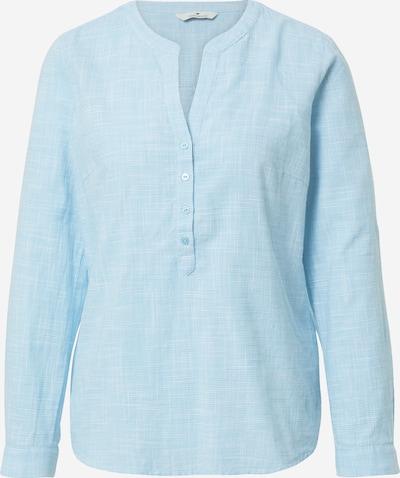 TOM TAILOR Bluse i lyseblå, Produktvisning