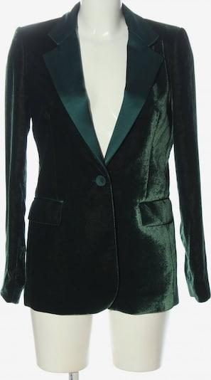 MANGO Kurz-Blazer in S in grün, Produktansicht