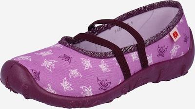 ELEFANTEN Kapcie 'Pretty Palita' w kolorze fioletowy / białym, Podgląd produktu