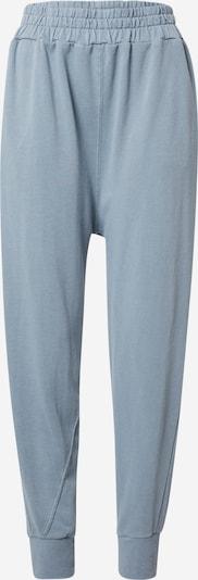 Cotton On Pantalon en bleu fumé, Vue avec produit