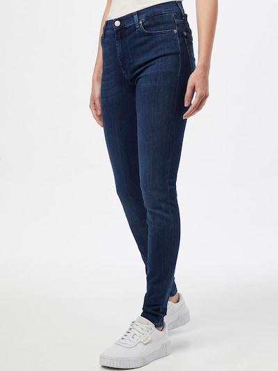7 for all mankind Jeans in dunkelblau, Modelansicht