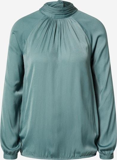 Soyaconcept Bluse 'Pamela' in dunkelgrau / grün, Produktansicht