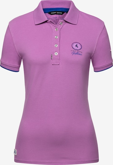CODE-ZERO Shirt in de kleur Lila / Purper, Productweergave