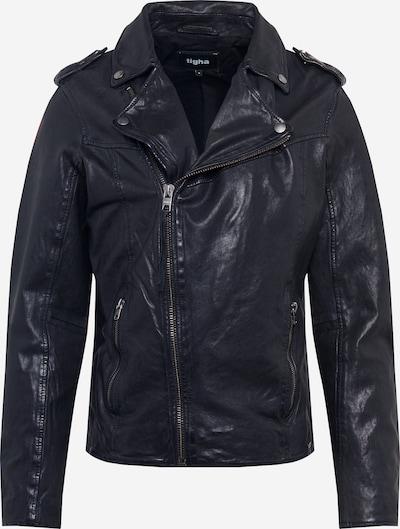 tigha Prijelazna jakna 'Fabrice' u crna, Pregled proizvoda