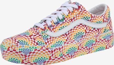 VANS Sneaker 'Old Skool Platform' in mischfarben: Frontalansicht
