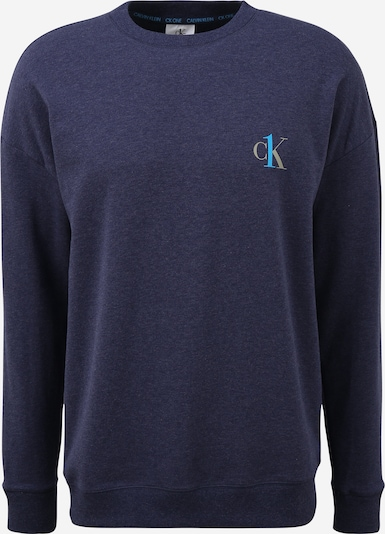 Calvin Klein Underwear Sportisks džemperis tumši zils, Preces skats